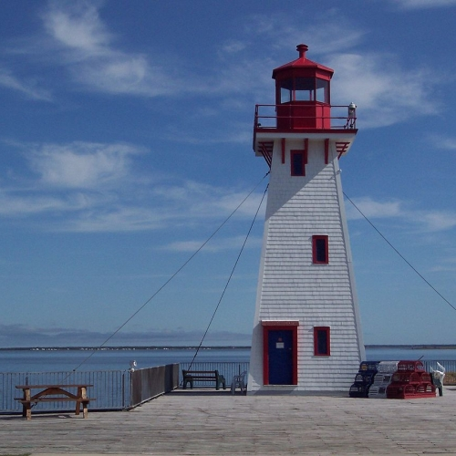 Aquarium et Centre marin du Nouveau-Brunswick (photo : Nominoe66)