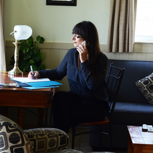 Business meetings - Karine Wade Image